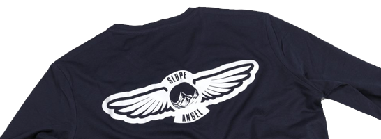 Slope Angel T-Shirt